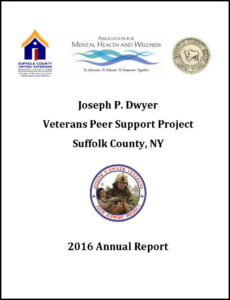 Cover Page 2016 Annual Report - Dwyer Project Suffolk County1